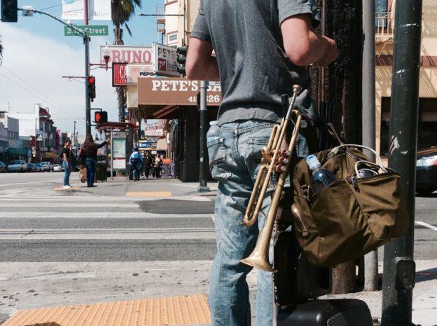 Trumpet on Mission